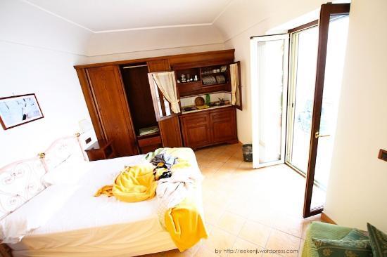 Residence Villa Degli Dei: the room