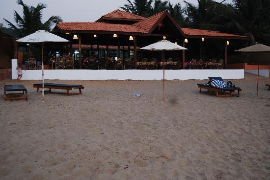 Dunhill Beach Resort : Dunhill Beach Restaurant
