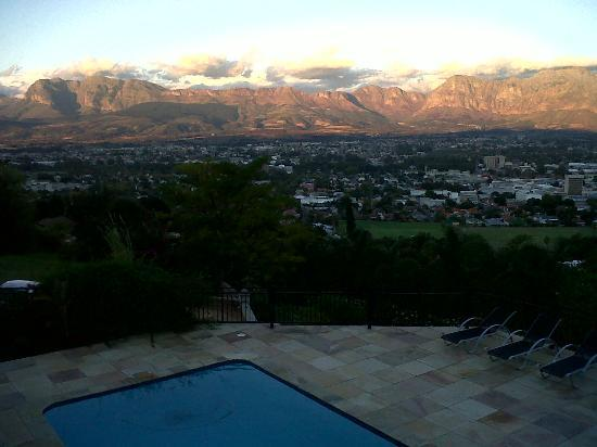 Belmonte Guesthouse : View from balcony