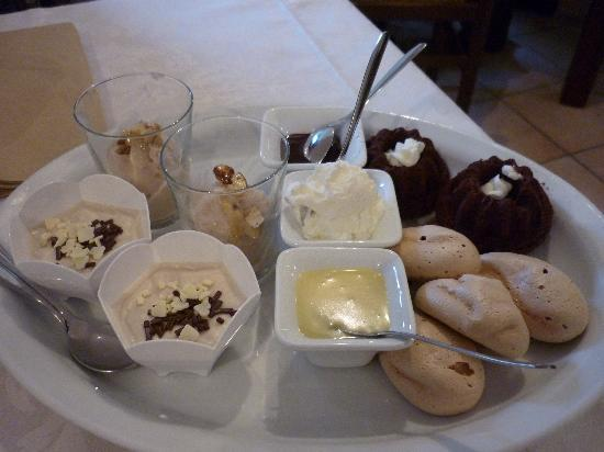 Agriturismo San Siro: i dessert