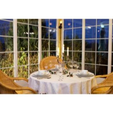 Villa Magnolia: Restaurant Wintergarten