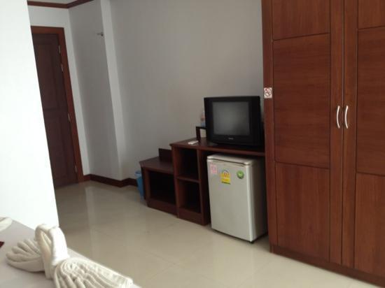 Arita Hotel: tv