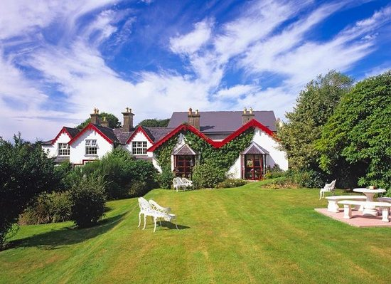 Killeen House Hotel & Rozzers Restaurant: Killeen House Hotel