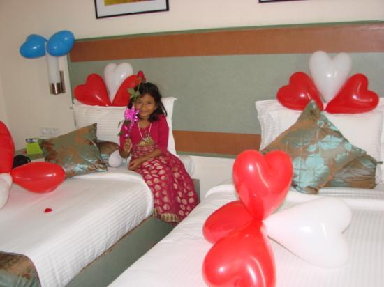 Leonia Holistic Destination Birthday Decoration In Our Room