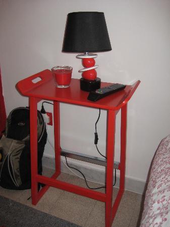 Tutto Tondo Bed & Breakfast: stanza rossa!