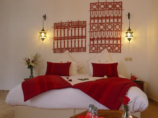 Riad Badi : suite safran 2