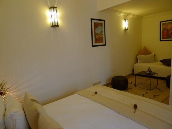 Riad Badi : suite nomade 1