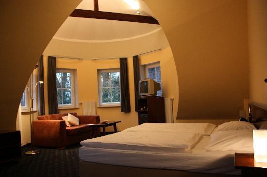 Hotel Worpsweder Tor: Beispiel Hotelzimmer