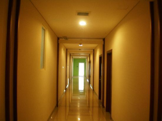 main lobby , Thamrin Residence Condotel.