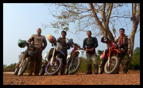 Cambodia Dirtbike Tours - Day Tours