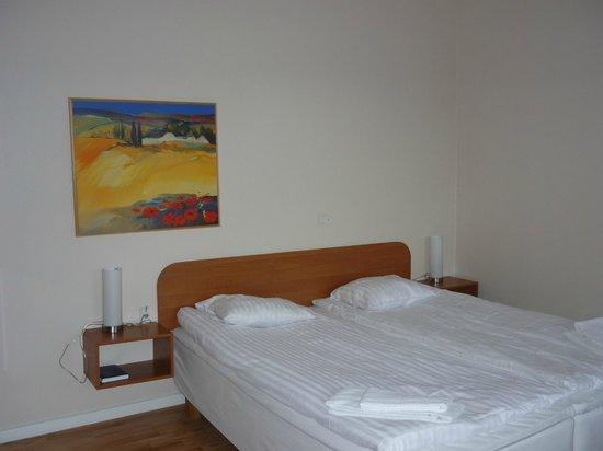 Hotel Sleep2Night: unser Zimmer