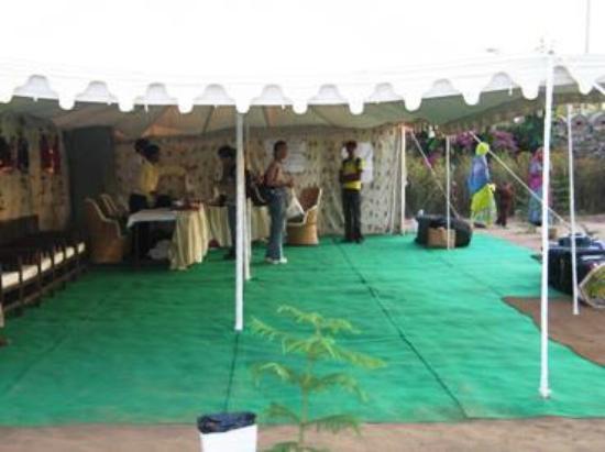 Jaisalmer Desert Camp: Trevel Desk