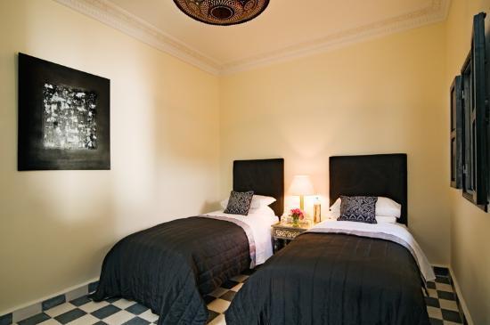 Riad Elizabeth: Alessia Room