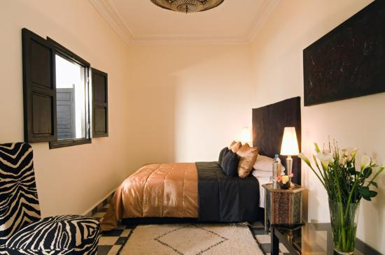 Riad Elizabeth: Francesca Room
