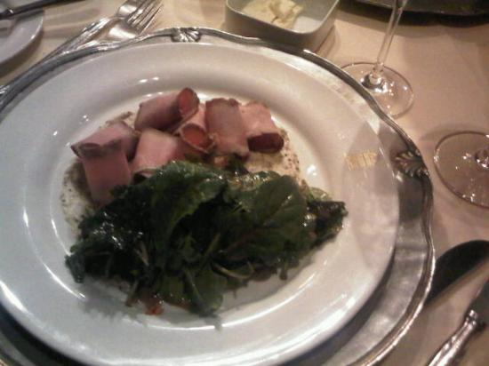 Tante Anna: veal...