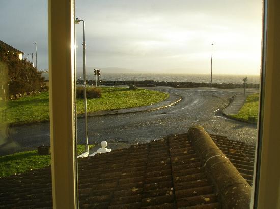 Grattan Lodge : Vista dalla Camera - View from Room