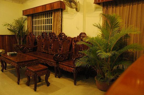 Check Inn Siem Reap: Lobby Area