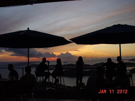 Paradise Point Bar and Cafe : Paradise Point 2012