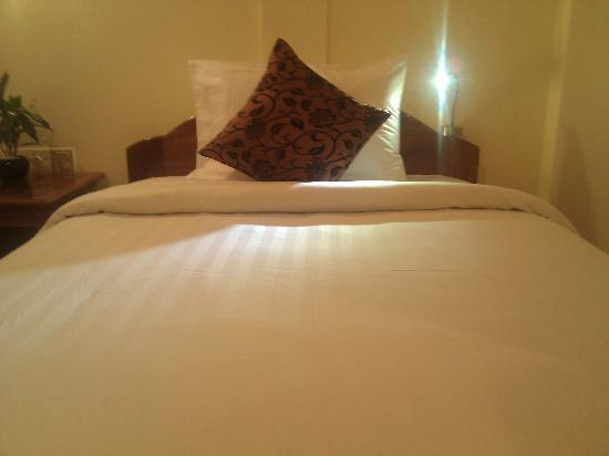 Check Inn Siem Reap: Deluxe Twin Beds