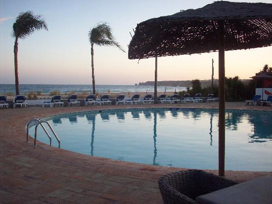 Tivoli Lagos Hotel: Beach Club Jan 2012