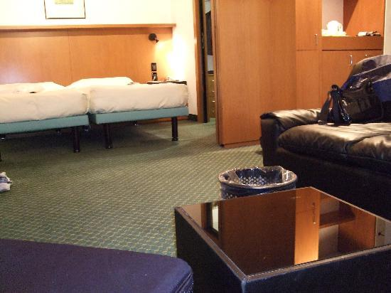 UNA Hotel Century: room
