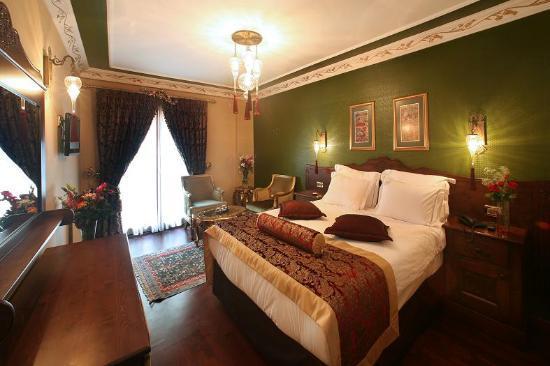 Rose Garden Suites Istanbul: superior