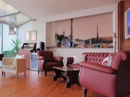 Rose Garden Suites Istanbul: lobby