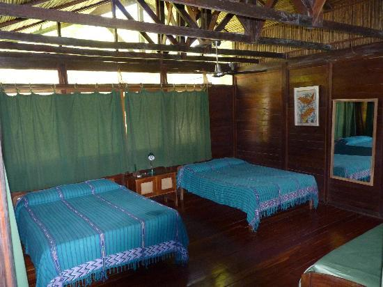 La Ensenada Lodge: Bedroom