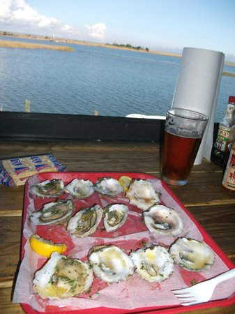 Up the Creek Raw Bar: Mmmmmm-good!