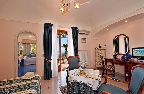 Hotel Villa Gabrisa: Camera matrimoniale deluxe