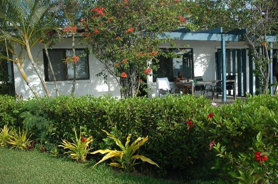 Pacific Lagoon Apartments: our villa