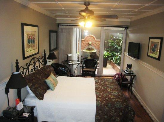Hotel Grano de Oro San Jose : Bedroom