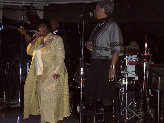 Harlem Spirituals: Elen Slade au Cotton Club