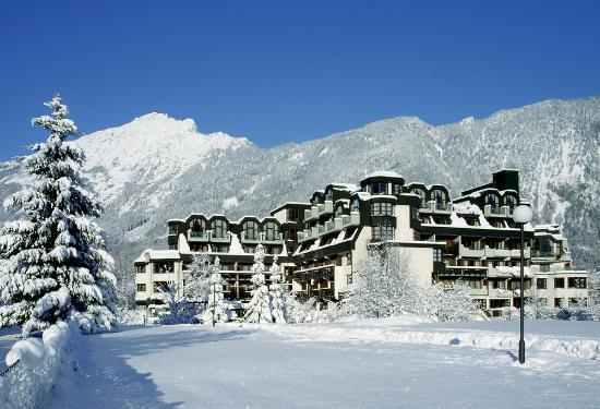 Die AMBER RESIDENZ Bavaria im Winter