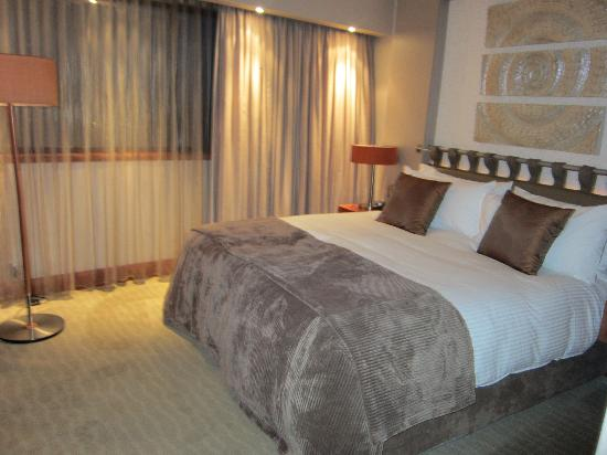 InterContinental Johannesburg Sandton Towers: Amazing bed!