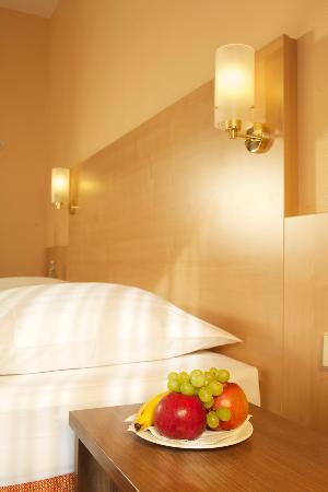 Zimmer im ECONTEL HOTEL Berlin Charlottenburg