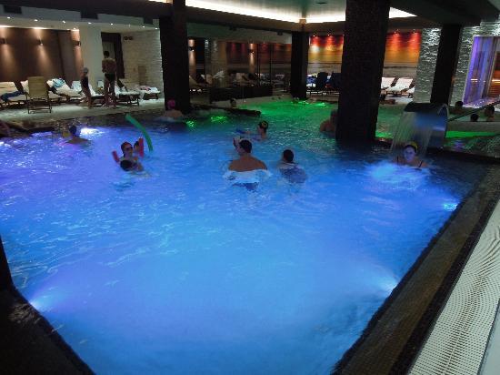 Hotel Lo Zodiaco: SPA