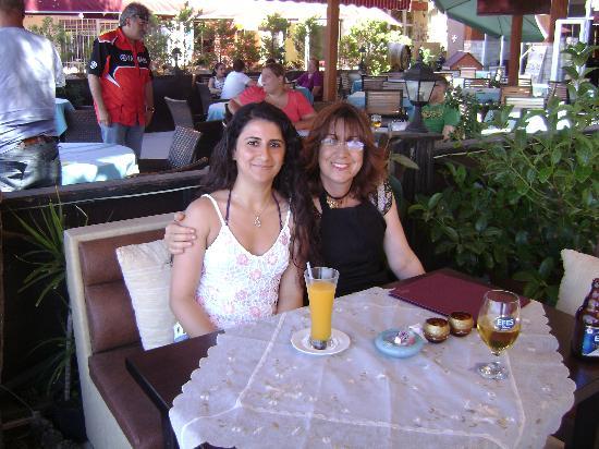Sultan's of Restaurant: Arzu Hanım' la hoş bir anı :))