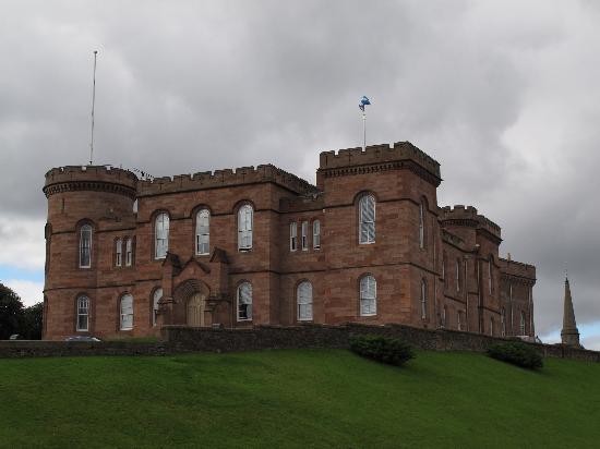 Dionard Guest House: Castello