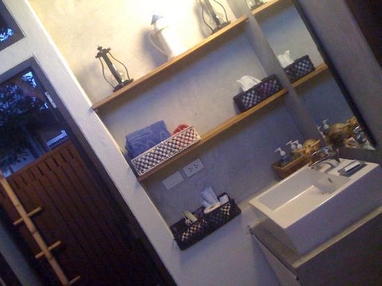 Islanda Hideaway Resort: ห้องน้ำน่ารักๆ