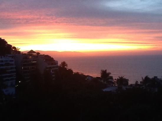 Casa de los Arcos : Sunset
