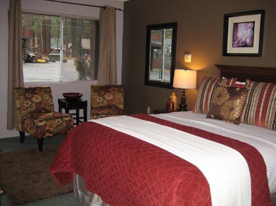 Alder Inn: Room 9