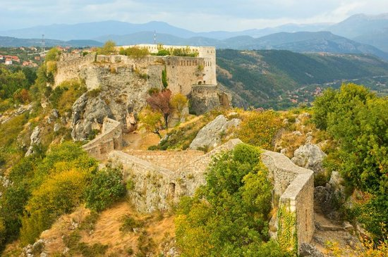 Knin Fortress: fortification gem