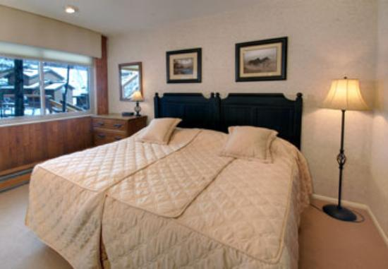 Storm Meadows at Christie Base: Sample Bedroom