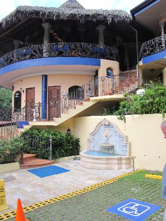 Cuna Del Angel: My first choice for a very good meal in Dominical Area.
