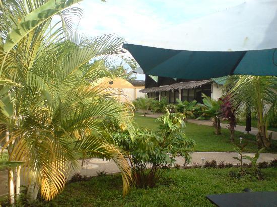 Hotel Amazon Bed & Breakfast: Center Part