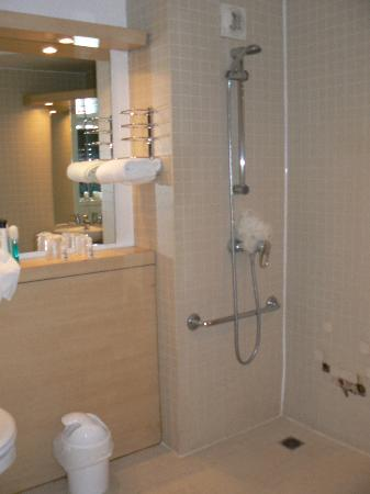 Kyriad Paris Ouest - Colombes: shower area