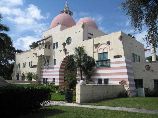 Opa Locka, Флорида: Opa-locka City Hall
