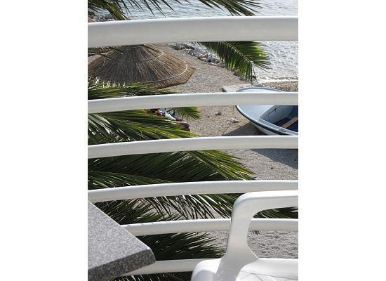 Villa Jerkan : Balcony View