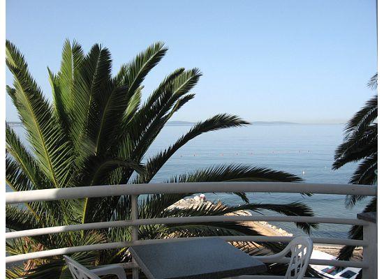 Villa Jerkan: Balcony View